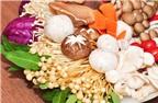 Học làm lẩu nấu chay tuyệt ngon mùa Vu lan