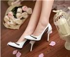 6 kiểu giày, dép đẹp và chuẩn dành cho cô nàng cá tính