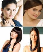 5 nữ diễn viên nổi tiếng nhất Philippines