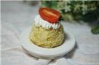 Mềm mịn hấp dẫn món bánh khoai lang siêu tốc