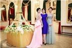 Ba người đẹp Việt đọ phong cách