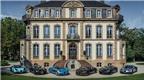 6 siêu xe huyền thoại của Bugatti cùng tụ họp lần đầu tiên