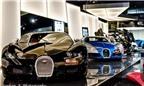 """Bên trong """"thiên đường siêu xe"""" Al Ain Class Motors"""