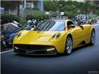 15 tuổi sở hữu siêu xe Pagani Huayra triệu đô