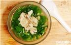 Bí quyết nấu canh cải cá rô đồng cực ngon