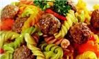 Nấu món ăn đủ chất