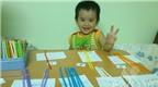 Bí quyết mẹ Việt dạy con 2 tuổi đọc thông thạo