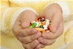 Chăm sóc trẻ: Dùng thuốc đúng nơi đúng chỗ