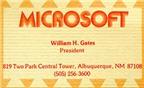 'Soi' card visit của những người thành công nhất thế giới
