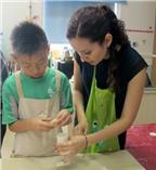 Cùng bé khám phá cách làm bánh trung thu