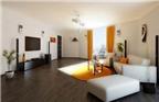Thiết kế phòng khách vuông vắn hợp phong thủy
