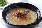 Cháo cá mú đậu đỏ thơm ngon, bổ dưỡng