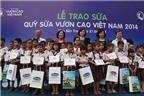 22 triệu ly sữa trao cho trẻ em nghèo