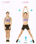 Giảm 5kg trong 20 ngày với 3 bài tập thể dục đơn giản