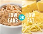 Giảm cân bằng low carb vẫn được ăn tinh bột!