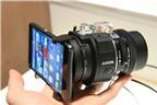 ILCE-QX1 - ống kính