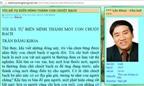 Nhà thơ Trần Đăng Khoa giảm cân nhờ 12 ngày thanh lọc cơ thể