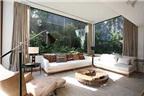 Thiết kế phòng khách theo phong cách mở