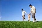 6 điều giúp bạn trở thành những ông bố, bà mẹ tốt