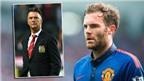 Van Gaal phải làm sao để phát huy hết khả năng của Mata?