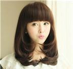 Chọn kiểu tóc giúp che khuyết điểm khuôn mặt