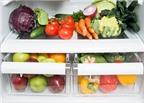Cách giữ rau củ trong tủ lạnh