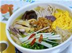 Du lịch xuyên Việt thông qua các món ăn đặc trưng theo vùng miền