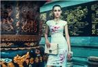 Thùy Trang Next Top thanh lịch, quyến rũ đón thu