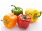 Lợi ích chữa bệnh ít người biết của ớt chuông