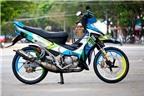 Những chiếc xe hai thì độ độc đáo của biker Việt