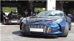 """5 siêu xe """"khủng"""" Aston Martin One-77 cùng nhau hội tụ"""