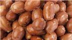 Nguy cơ dị ứng từ đậu phộng rang cao hơn đậu phộng luộc