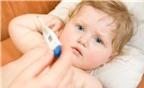 Mẹo hạ sốt cho trẻ mọc răng
