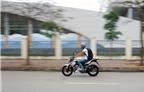 Mẹo tiết kiệm xăng khi chạy xe máy