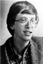 Những thú vị về cuộc đời tỷ phú Bill Gates