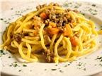 10 món ăn bạn nhất định phải thử khi đến Ý