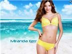 Bí quyết dưỡng da của siêu mẫu Miranda Kerr