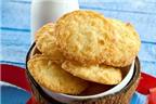Cách làm bánh quy dừa tuyệt ngon