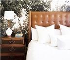 Chọn màu sắc phòng ngủ cho mùa thu đông sắp đến