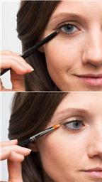 Độc chiêu kẻ viền mắt cực dễ khi trang điểm