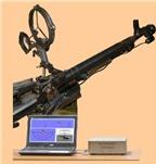 Chế tạo thành công thiết bị bắn tập SMPK 12,7mm