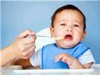 Côn trùng ngo ngoe trong sữa bột trẻ em