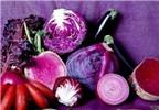 Lợi ích làm đẹp từ thực phẩm màu tím