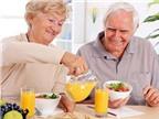 Chăm sóc chế độ ăn cho người già thế nào?