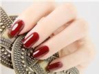 Mẹo giữ màu nail được bền lâu