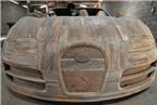 Bugatti Veyron Super Sport bằng gỗ độc đáo