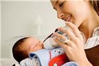 Chọn sữa cho trẻ sinh thiếu tháng
