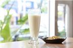 Lợi ích sức khỏe từ sữa đậu nành