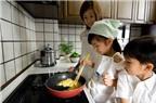 Tâm phục cách mẹ Nhật