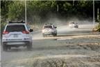 Kinh nghiệm lái Pajero Sport chinh phục địa hình cát